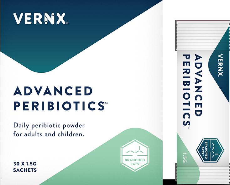 Vernx Peribiotics Packs